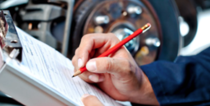 handling commercial truck inspections