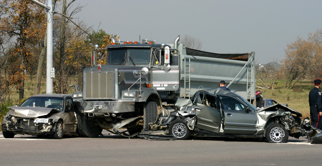 Trucking Accidents Change Lives