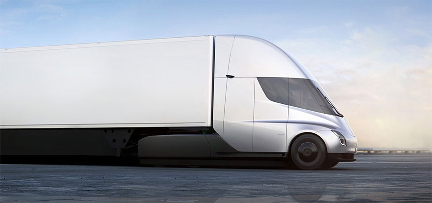 what is the tesla semi all about